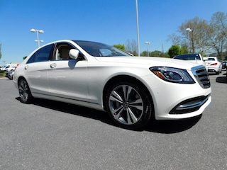 New 2019 Mercedes-Benz S-Class S 450 4MATIC Sedan in East Petersburg PA