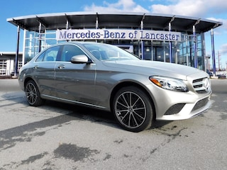 Used 2019 Mercedes-Benz C 300 4matic Sedan C 300 4MATIC SEDAN in East Petersburg PA