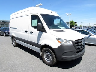 2019 Mercedes-Benz Sprinter 2500 2500 Standard Roof V6 144 RWD
