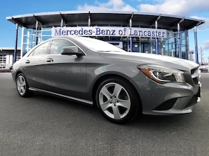 2015 Mercedes-Benz CLA 250 4matic Coupe 250 4MATIC COUPE