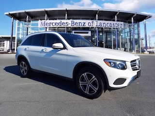 Certified Pre-Owned 2018 Mercedes-Benz GLC 300 4matic SUV 4MATIC SUV in East Petersburg PA
