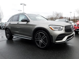 New 2020 Mercedes-Benz AMG GLC 43 4MATIC SUV in East Petersburg PA