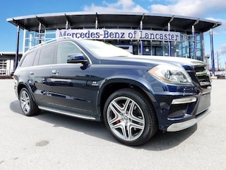 Certified Pre-Owned 2016 Mercedes-Benz GL 63 4matic SUV 63 4MATIC SUV in East Petersburg PA