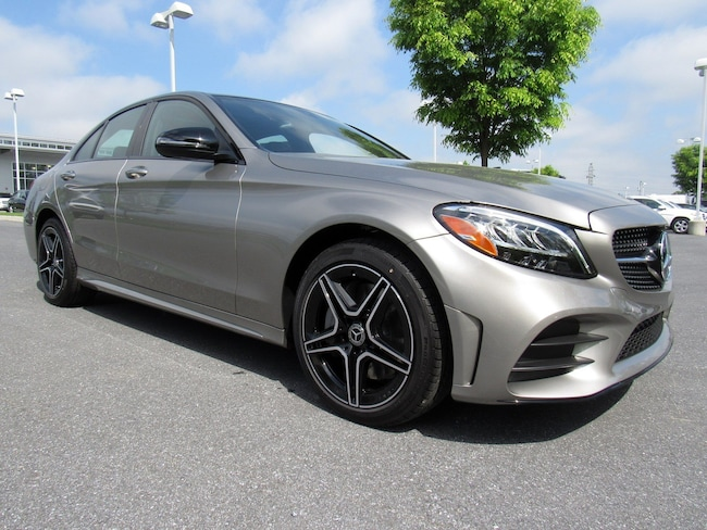 New 2019 Mercedes-Benz C-Class For Sale in East Petersburg PA |  55SWF8EB3KU317730