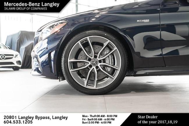New 2019 Mercedes-Benz C43 AMG For Sale at Dilawri ca | VIN
