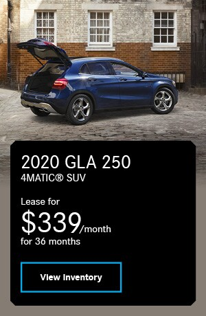 2020 GLA 250 - March Offer