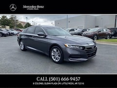 Used 2019 Honda Accord LX 1.5T CVT Car For Sale in Conway, AR