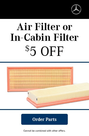 Air Filter or In-Cabin Filter