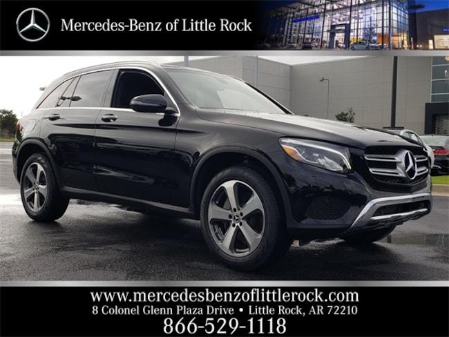 2019 Mercedes-Benz GLC 300 4MATIC SUV