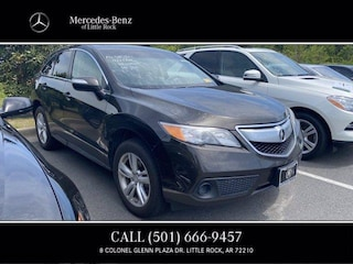 Used 2015 Acura RDX FWD 4dr Sport Utility for sale in Little Rock