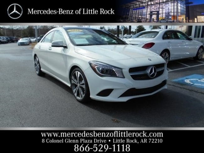 2016 Mercedes-Benz CLA 250 CLA250 Coupe Coupe