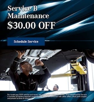 Mercedes-Benz Service B