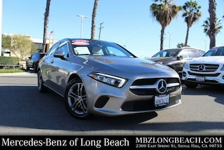Certified Pre-Owned  2020 Mercedes-Benz A-Class A 220 Sedan for Sale in Signal Hill CA