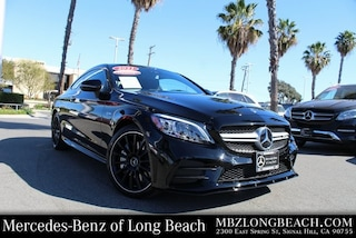 Used 2021 Mercedes-Benz AMG C 43 C 43 AMG® Coupe for Sale in Long Beach, CA