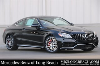 New  2021 Mercedes-Benz AMG C 63 S Coupe for Sale in Long Beach, CA