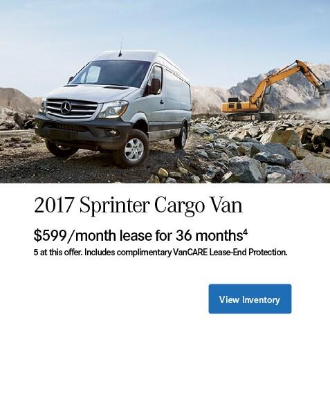 54d0e471b9 Sprinter Specials