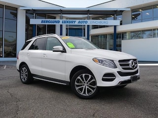 Used 2016 Mercedes-Benz GLE For Sale in Lynchburg, VA