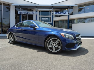 2017 Mercedes-Benz C-Class C 300 4matic® AWD C 300 4MATIC  Coupe
