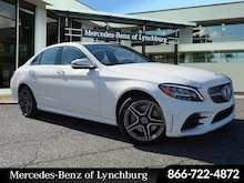 2020 Mercedes-Benz C-Class C 300 All-Wheel Drive 4matic Sedan AWD C 300 4MATIC  Sedan