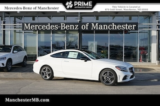 New 2020 Mercedes-Benz C-Class C 300 4MATIC COUPE in Hanover, MA