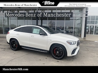 2021 Mercedes-Benz AMG GLE 63 S-Model COUPE