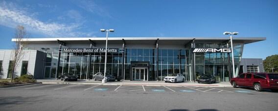 Mercedes Benz Dealership >> Mercedes Benz Of Marietta Mercedes Benz Dealer Near Me