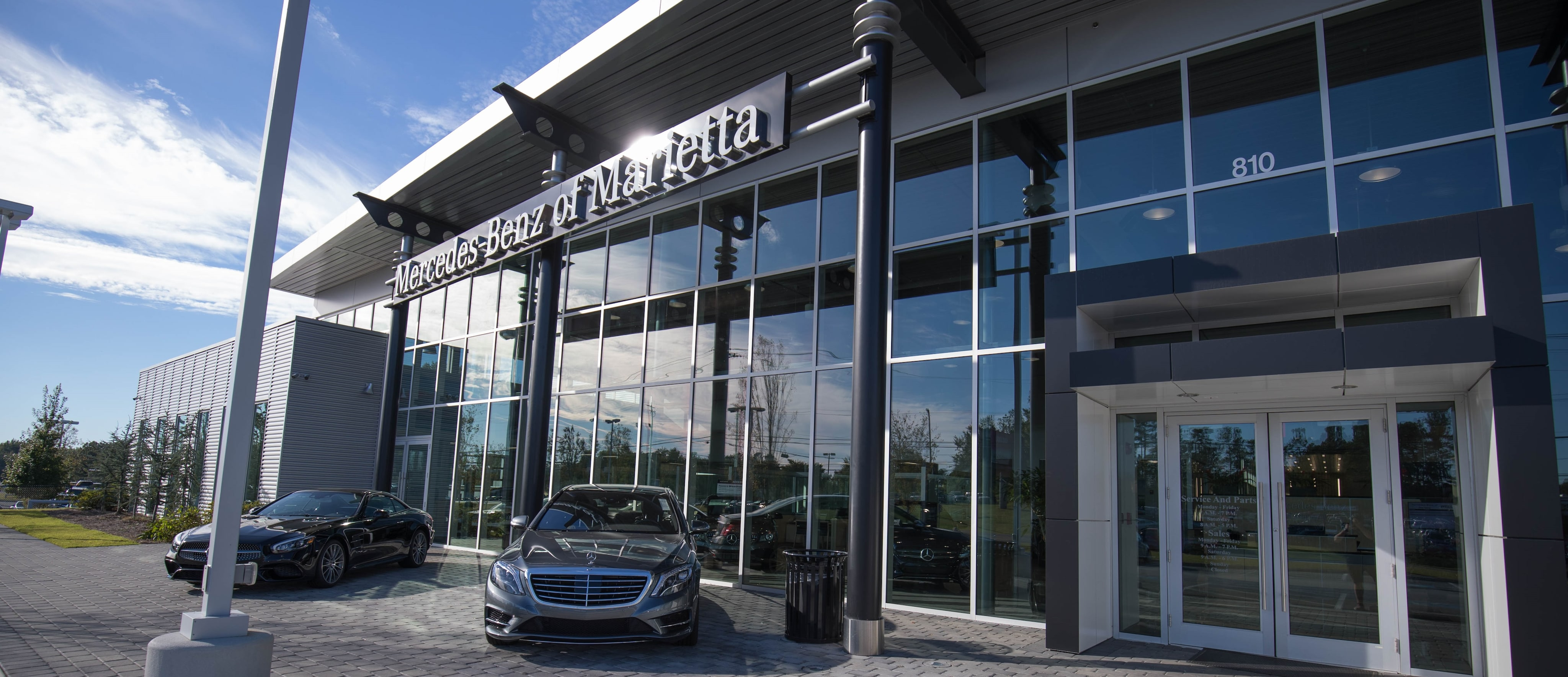 Mercedes-Benz Dealer Near Buckhead | Mercedes-Benz of Marietta
