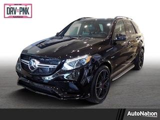 2018 Mercedes-Benz AMG GLE 63 S-Model SUV
