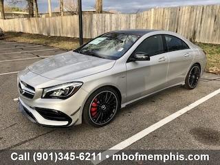 2019 Mercedes-Benz AMG CLA 45 4MATIC Sedan