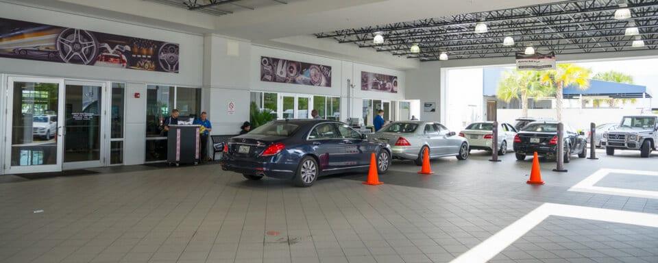 Mercedes-Benz Service Near Me In Miami, FL | Mercedes-Benz ...