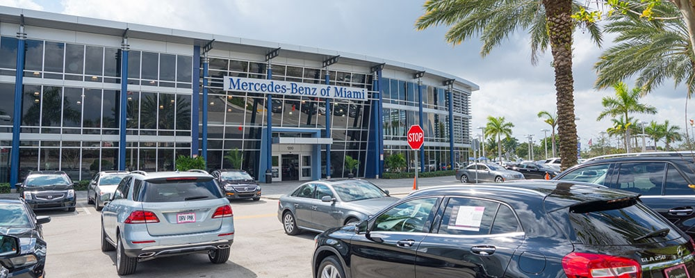 Miami Mercedes Benz Dealer