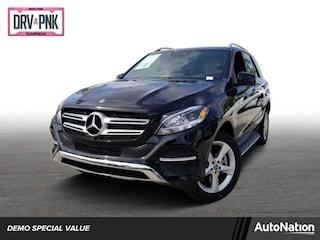 2019 Mercedes-Benz GLE 400 4MATIC SUV