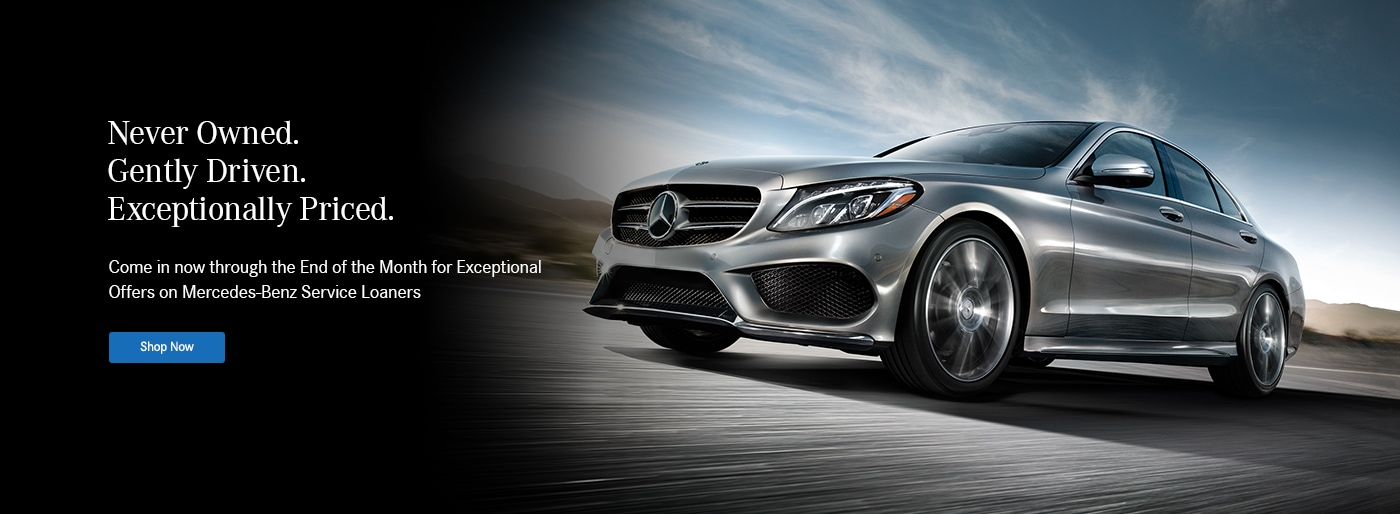 Schedule Service For Your Mercedes-Benz | Mercedes-Benz
