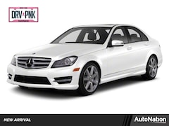2012 Mercedes-Benz C-Class C 250 Sport Sedan