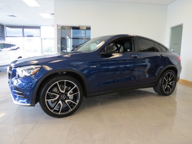 2019 Mercedes-Benz GLC 43 AMG® Coupe