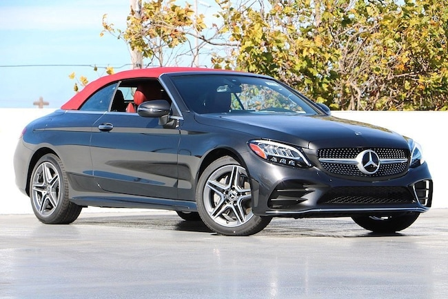 New 2019 Mercedes-Benz C-Class For Sale at Mercedes-Benz of Monterey