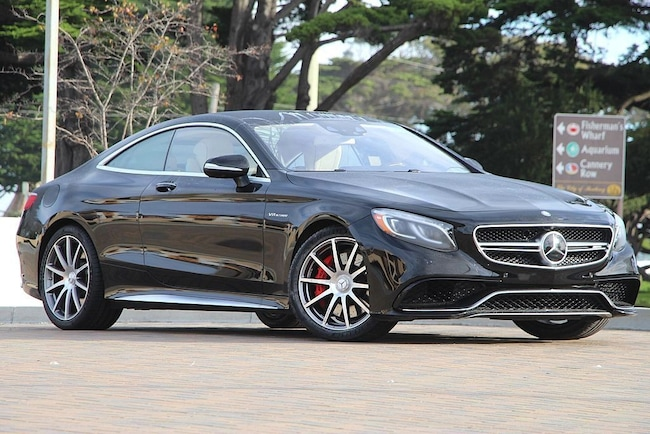 2016 Mercedes-Benz AMG S 4MATIC