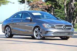 2019 Mercedes-Benz CLA 250 4MATIC