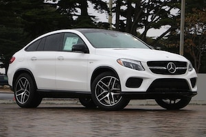 2019 Mercedes-Benz AMG GLE 43 4MATIC