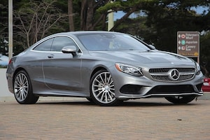 2015 Mercedes-Benz S-Class S 550 4MATIC Coupe