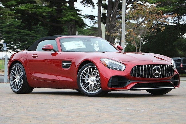 2019 Mercedes-Benz AMG GT Convertible