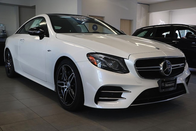 2019 Mercedes-Benz AMG E 53 4MATIC Coupe