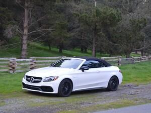 2017 Mercedes-Benz AMG C 63 AMG C 63 Cabriolet