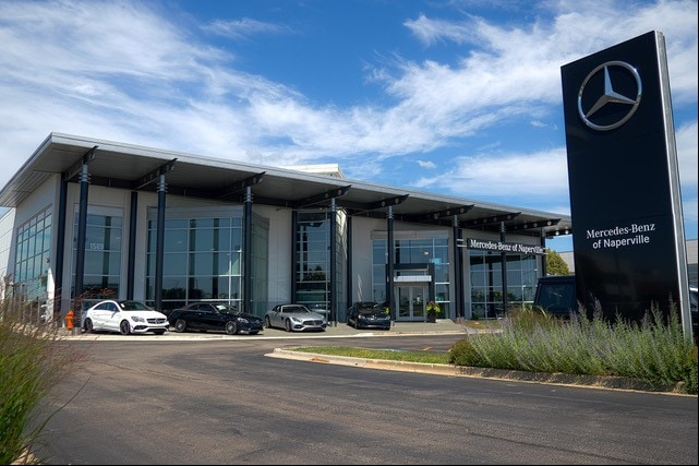Mercedes Benz Dealer Near Me Naperville, IL