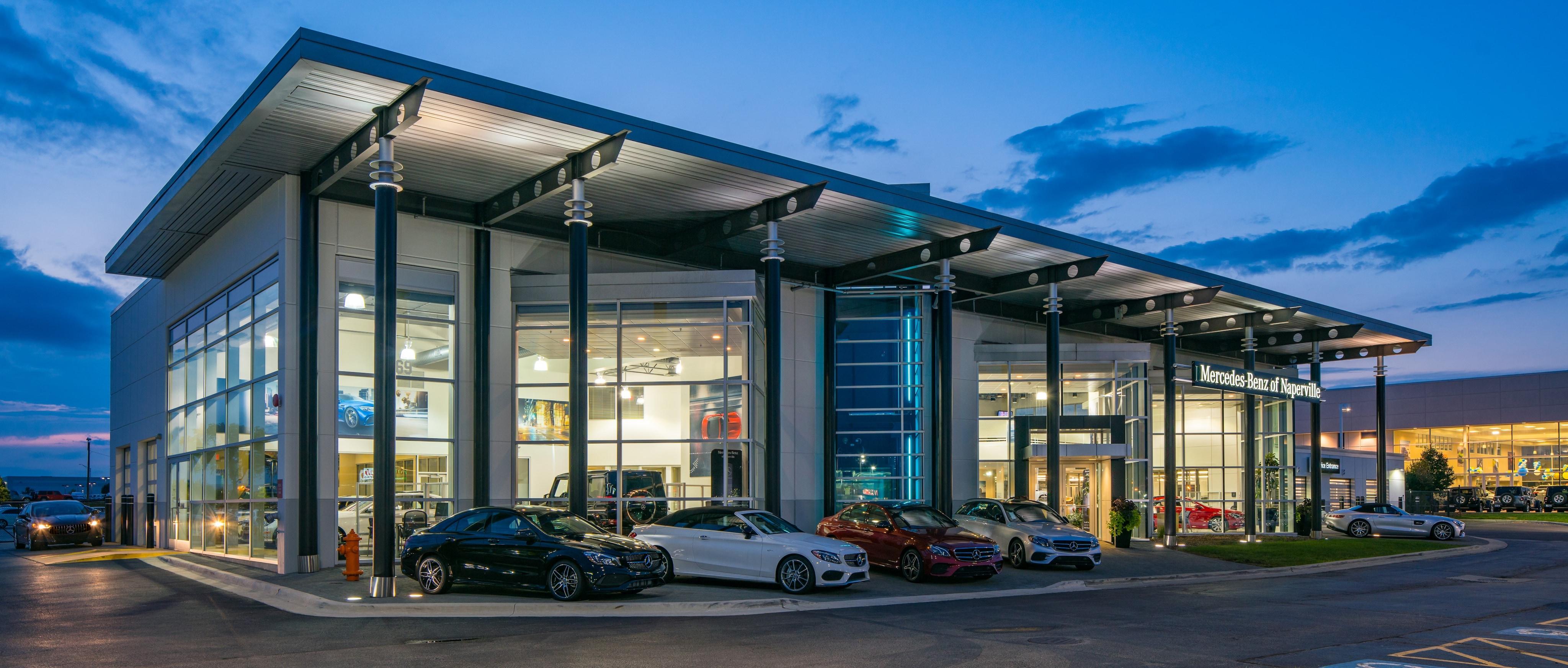 About Mercedes-Benz of Naperville   Your Premier ...