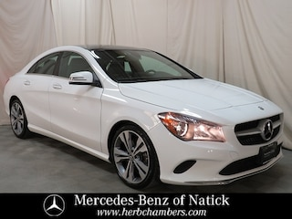 2019 Mercedes-Benz CLA 250 4MATIC Coupe