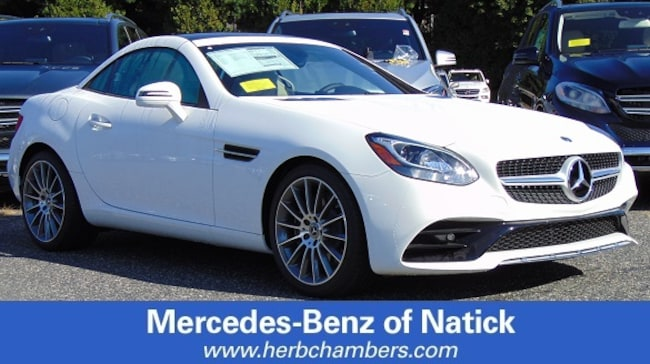New 2019 Mercedes-Benz SLC 300 Roadster for sale in Natick MA