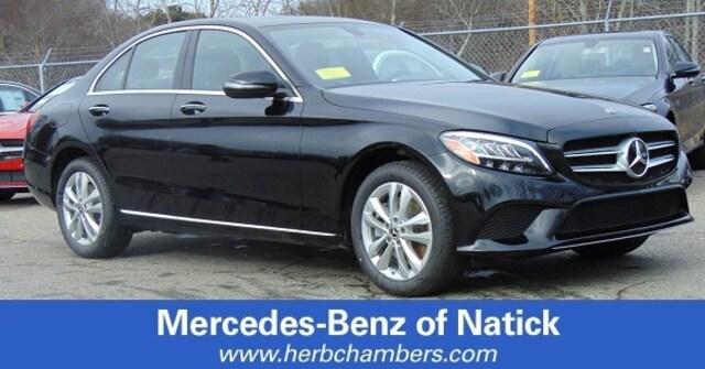 New Mercedes Benz Inventory Near Boston Ma