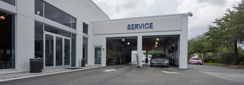 Service Your MercedesBenz Sanford FL MercedesBenz Of North Orlando - Mercedes benz repair near me