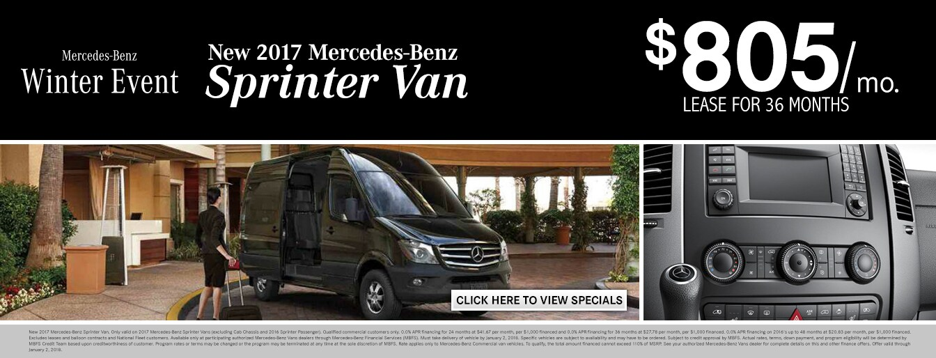 Mercedes benz and sprinter van sales service and parts in for Mercedes benz oklahoma city service